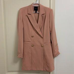 Pink, Forever 21 Blazer coat/dress